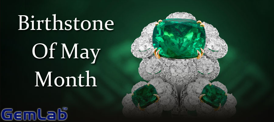 Birthstone Of May Month