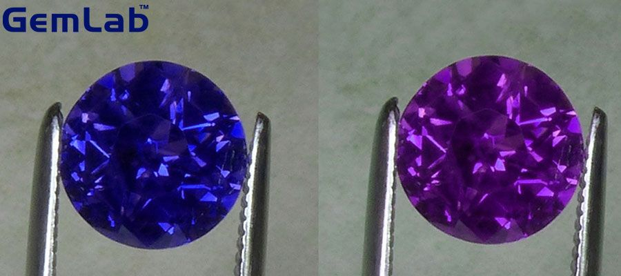 Color Changing Gemstone