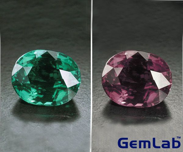 color change Gemstone